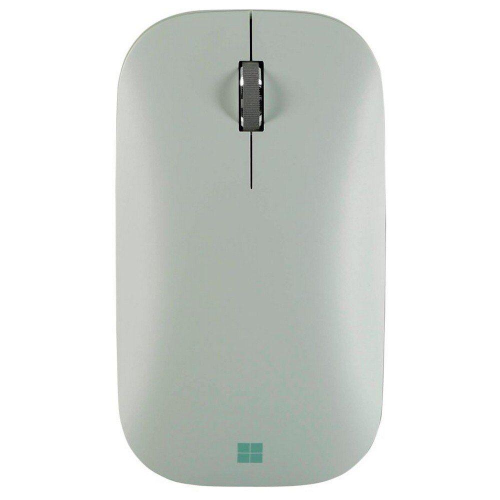 Microsoft Modern Mobile 1800 Dpi Wireless Mouse One Size Mint; unisex,
