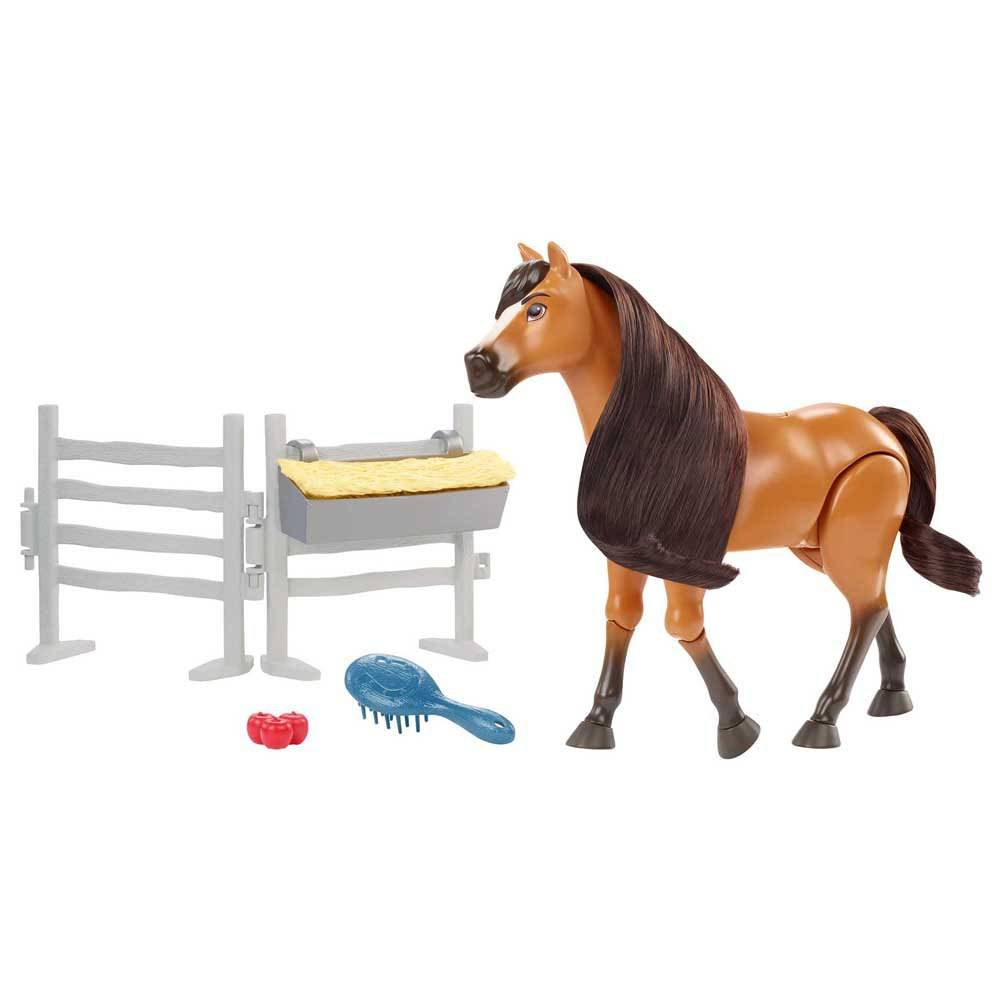 Masters Of The Universe Articulated Horse Toy With Mane Sounds And Stable Accessories One Size Multi