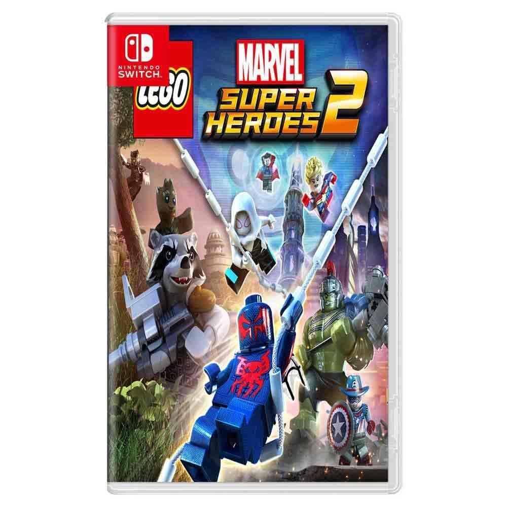 Warner Bros Lego:marvel Super Heroes 2 Nintendo Switch Game One Size Multicolor; unisex,