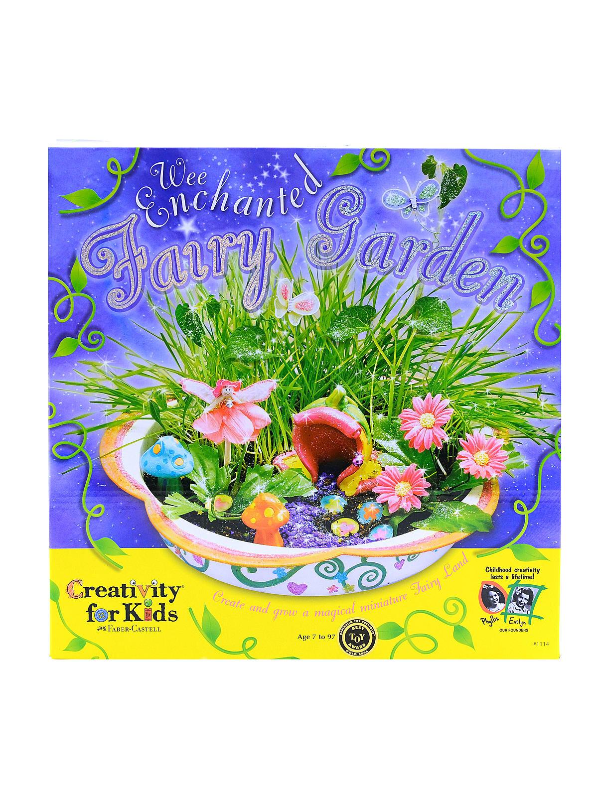 Creativity For Kids Enchanted Fairy Garden each