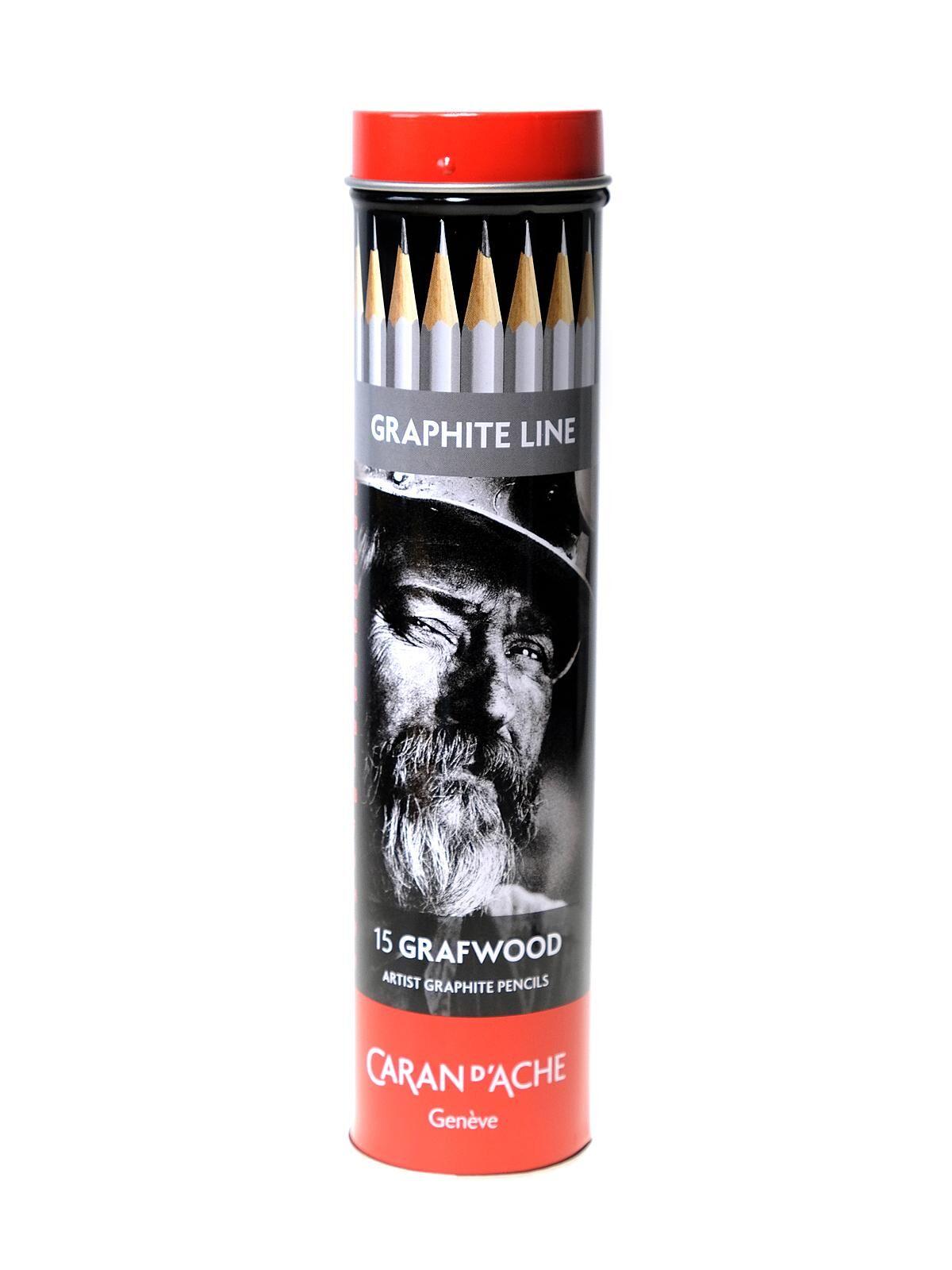 Caran d'Ache Graphite Line Pencil Sets assorted set of 15