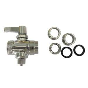 View - TyentUSA Faucet Adapter Kit - Includes Universal Connectors