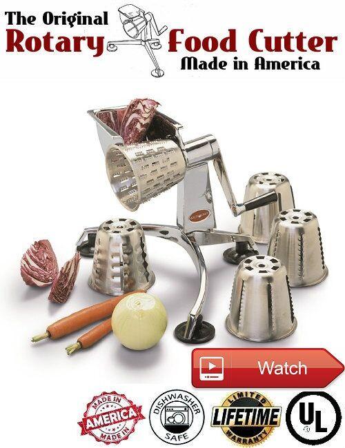 View - TyentUSA Kitchen Cutter Machine