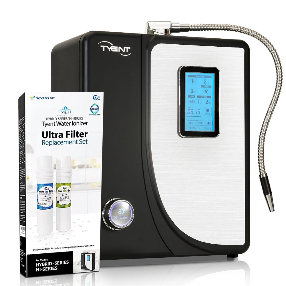 View - TyentUSA Tyent Hybrid Ultra Filter Set: Fits Hybrid Countertop Water Ionizer