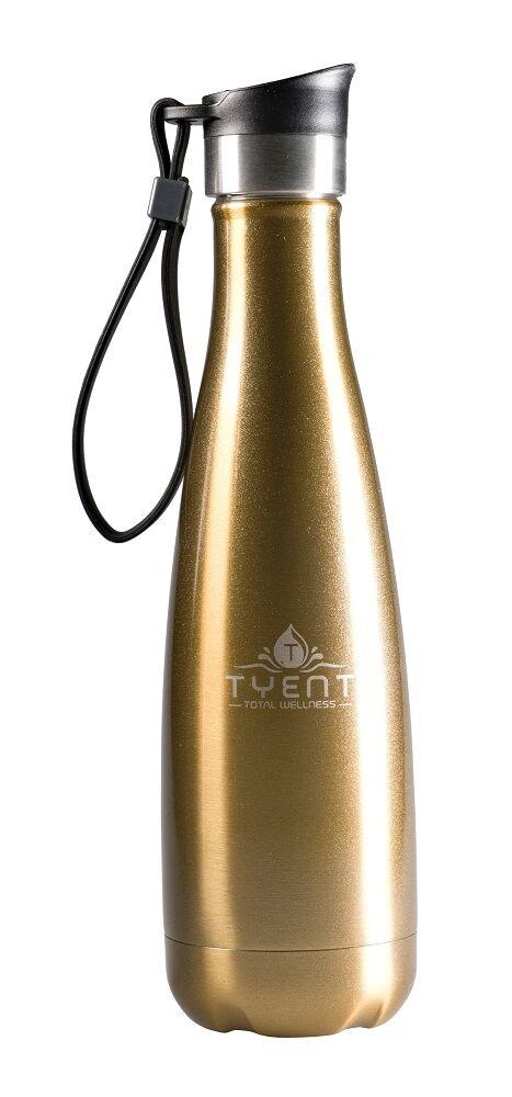 View - TyentUSA Tyent Contemporary Drinkware - 750ml Gold