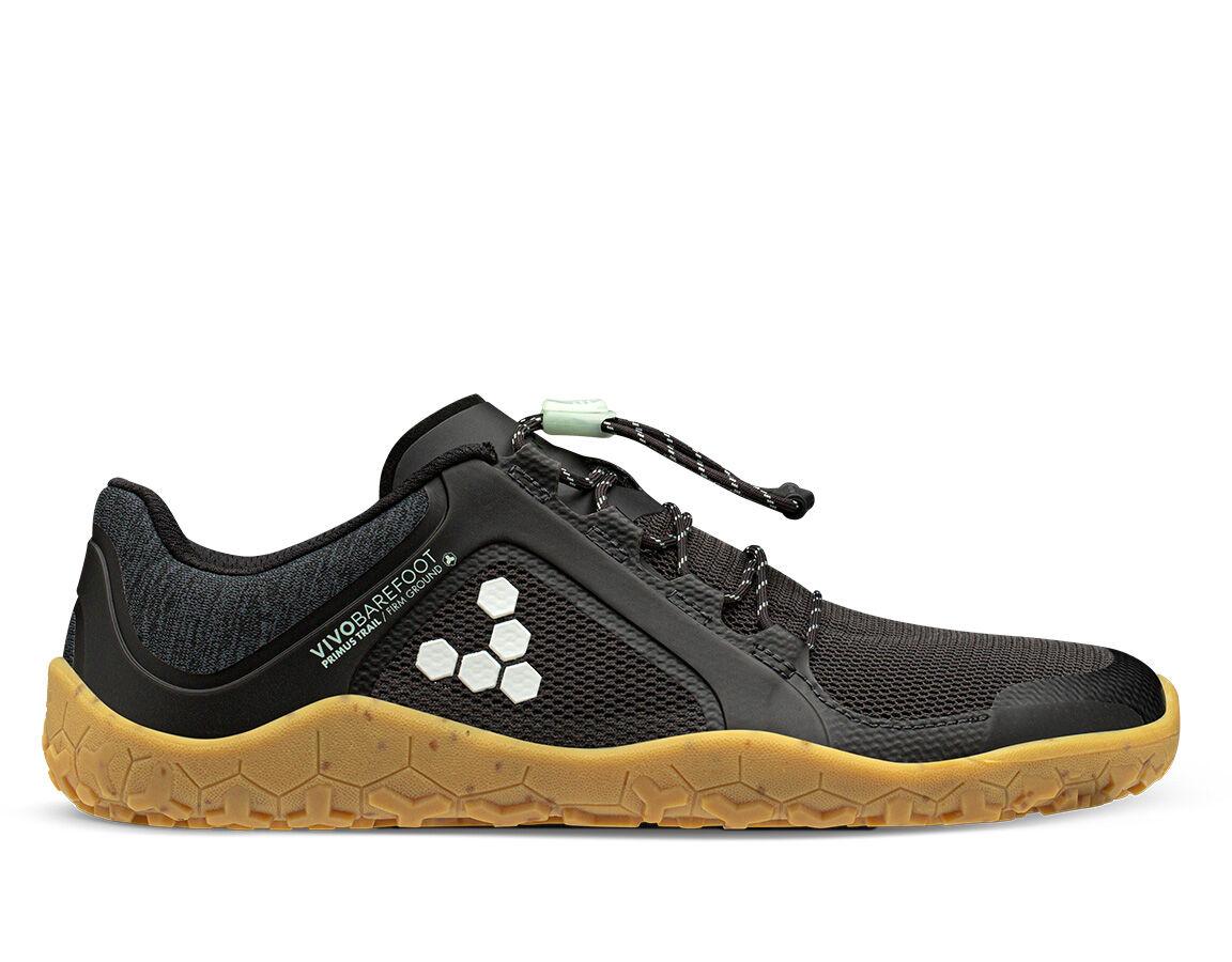 Vivobarefoot Primus Trail FG Womens - Obsidian 35