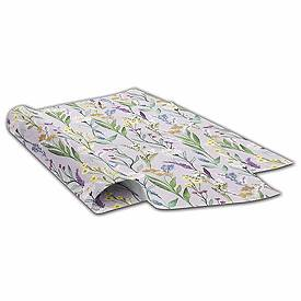 """Bags & Bows by Deluxe Secret Gardens Tissue Paper, 20 x 30"""""""