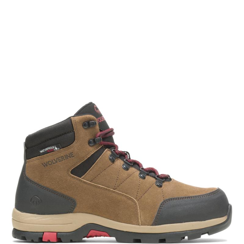 Wolverine Rapid Outdoor Boot Size: 7EW, Sand