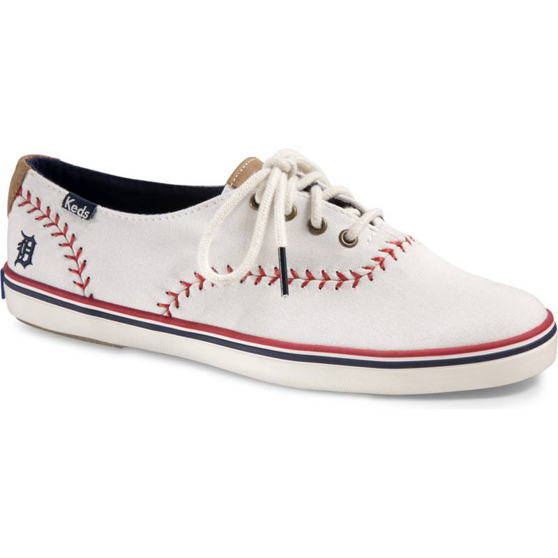 Keds Champion MLB Pennant Size: 7M, Detroit Tigers