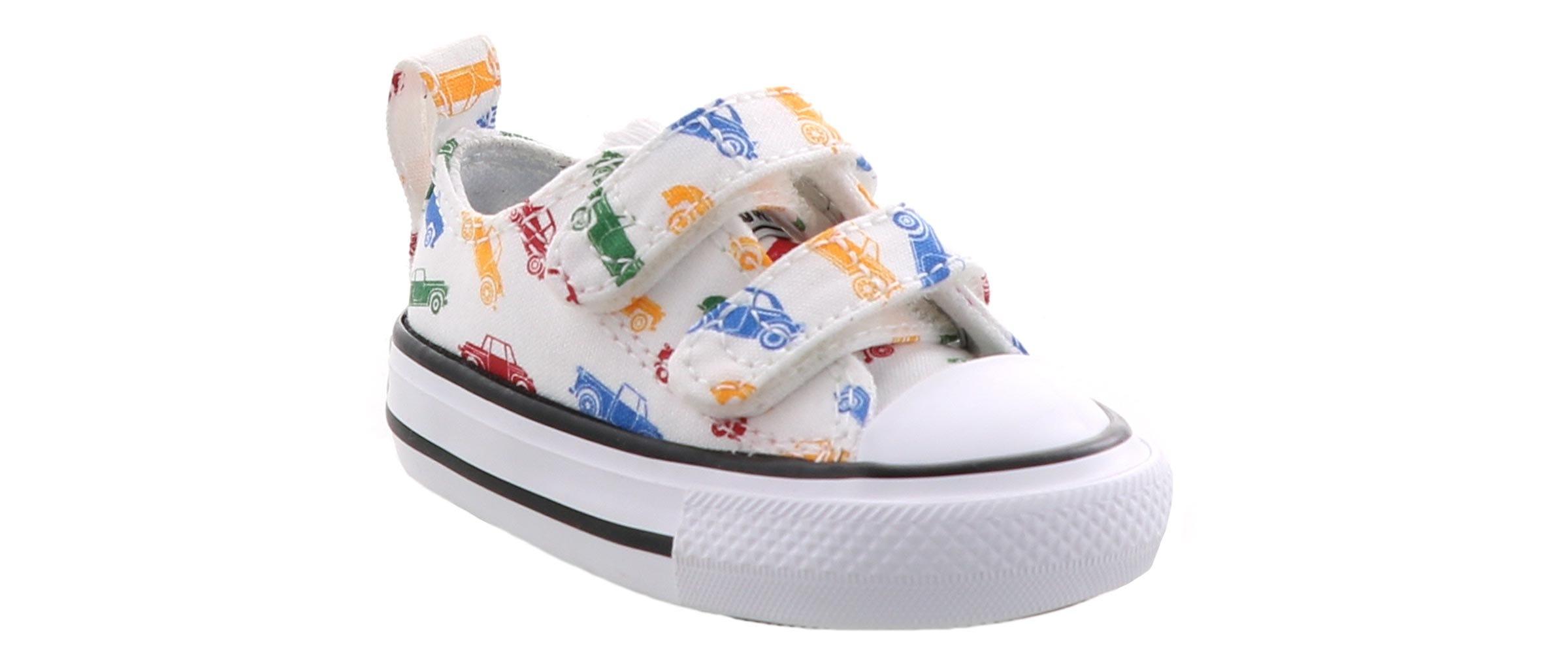 Converse Cars Toddler Boys' (Sizes 5-10) Sneaker
