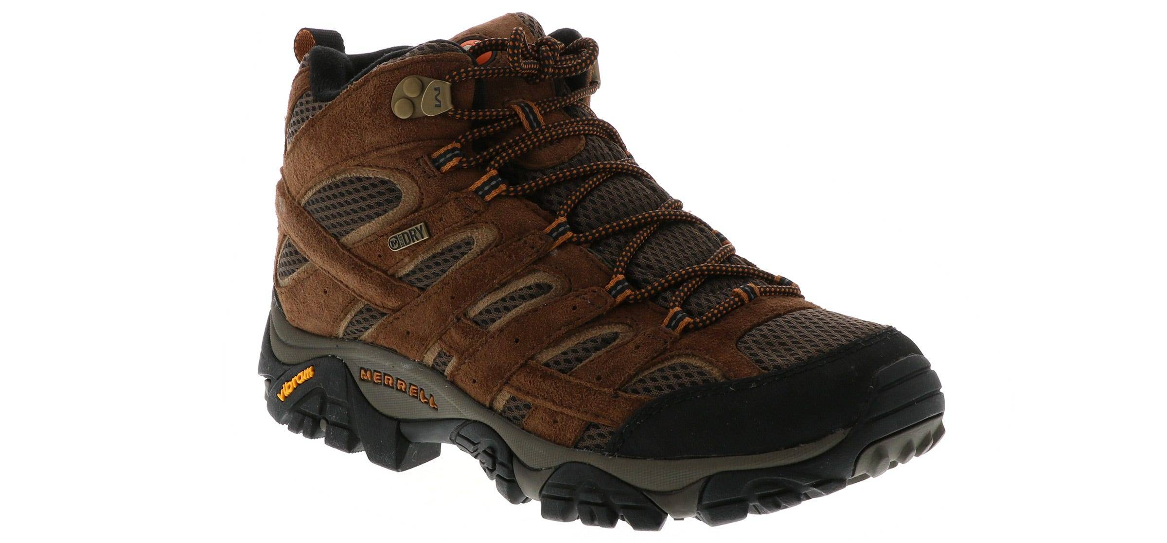 Merrell Moab 2 Mid Wides Men's Outdoor Boot