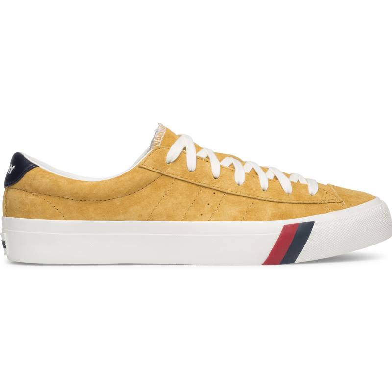Prokeds Royal Plus Only NY Suede Size: 10 Medium Width, Old Gold
