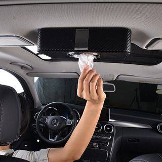 Jewelim Car Sun Visor Tissue Box