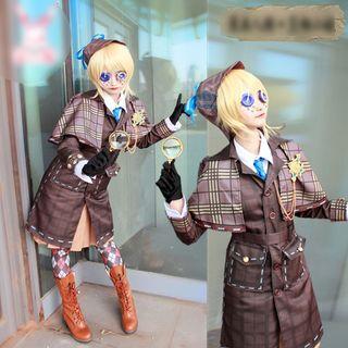 Mikasa Identity V Emma Woods Cosplay Costume / Accessory / Set
