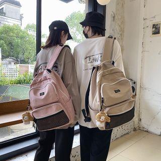 Carryme Nylon Mesh Backpack / Accessory / Set