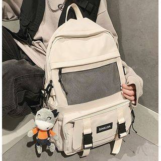 Hampa Nylon Backpack / Accessory / Set