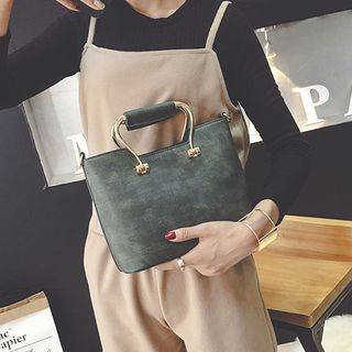 Clair Fashion Faux-Leather Clutches