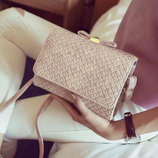 Clair Fashion Bow Cross Bag