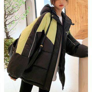 Honluka Hooded Sports Jacket