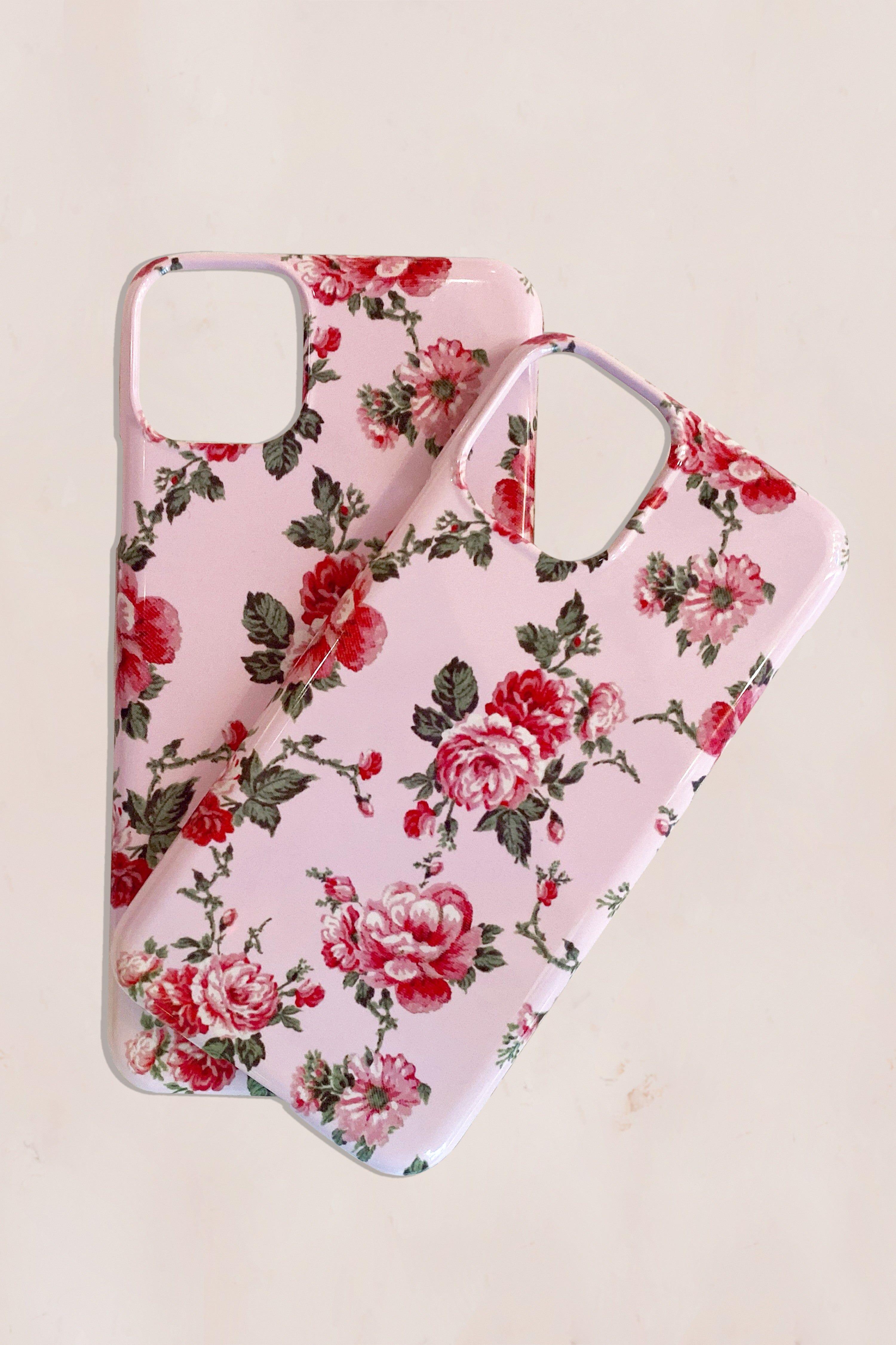 MINNIE AND EMMA Women's LoveShackFancy x Minnie and Emma iPhone 11 Pro Max Case