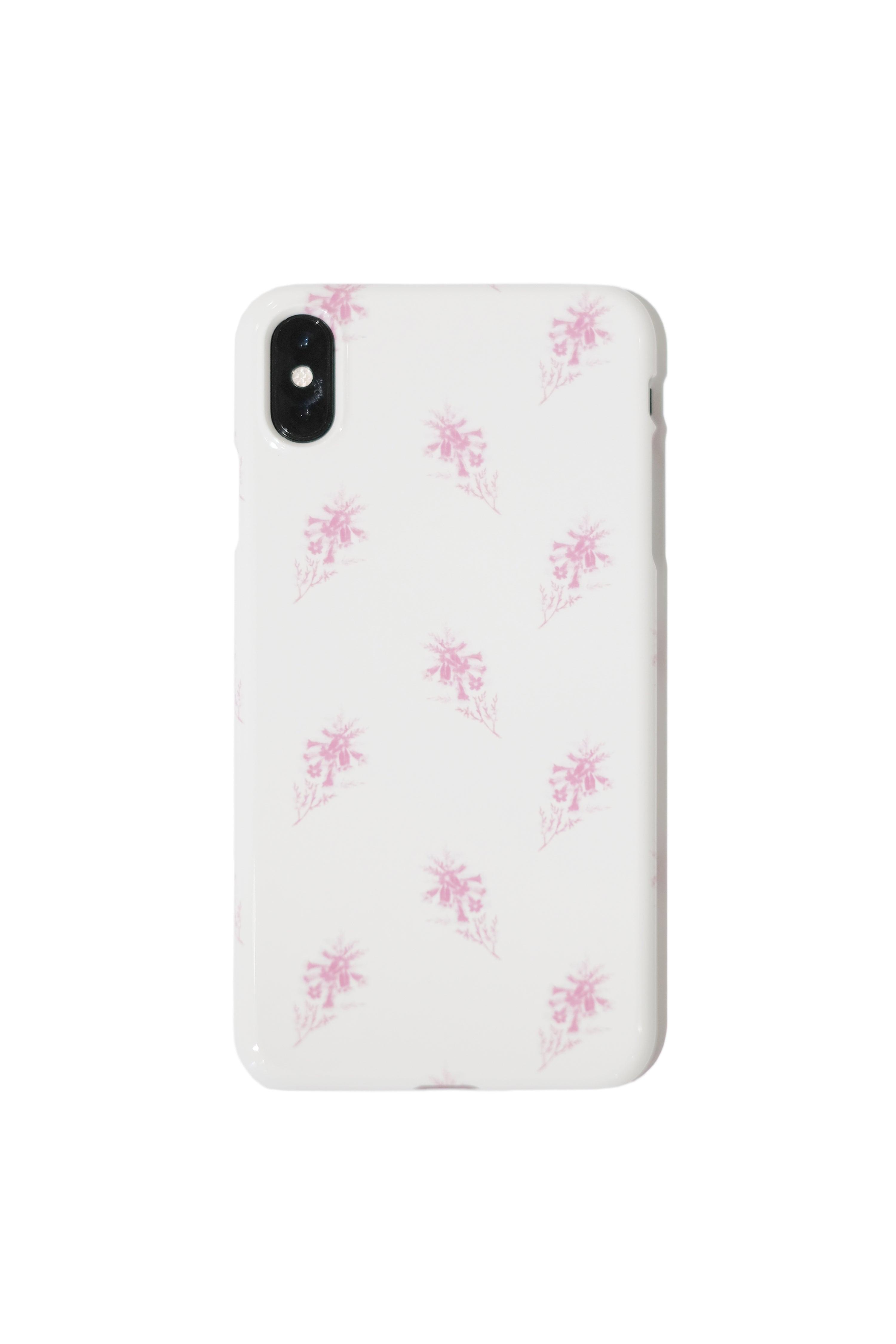 MINNIE AND EMMA Women's LoveShackFancy x Minnie and Emma iPhone Xs Max Case
