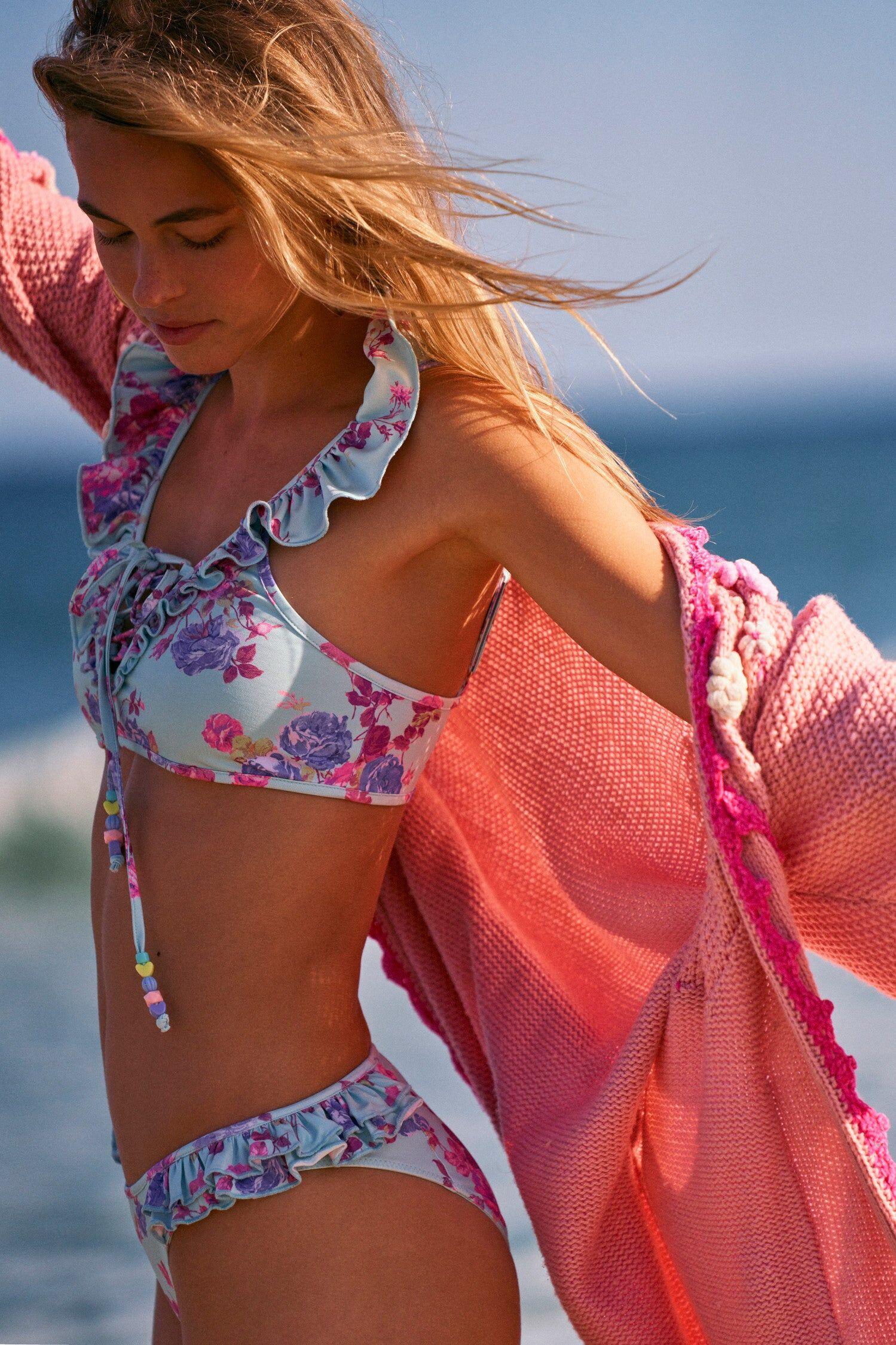 SHANGHAI FEI CHUAN IMP. & Women's Frost Bikini Set