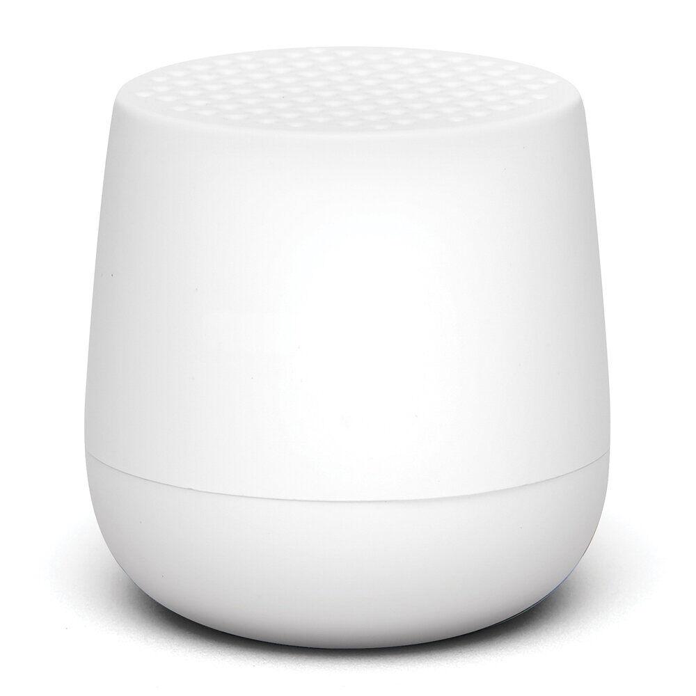 Lexon - Mino+ Bluetooth Speaker - Matt White