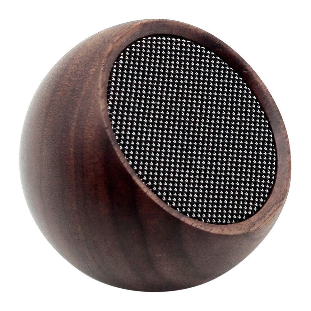 Gingko - The Tumbler Selfie Speaker - Walnut