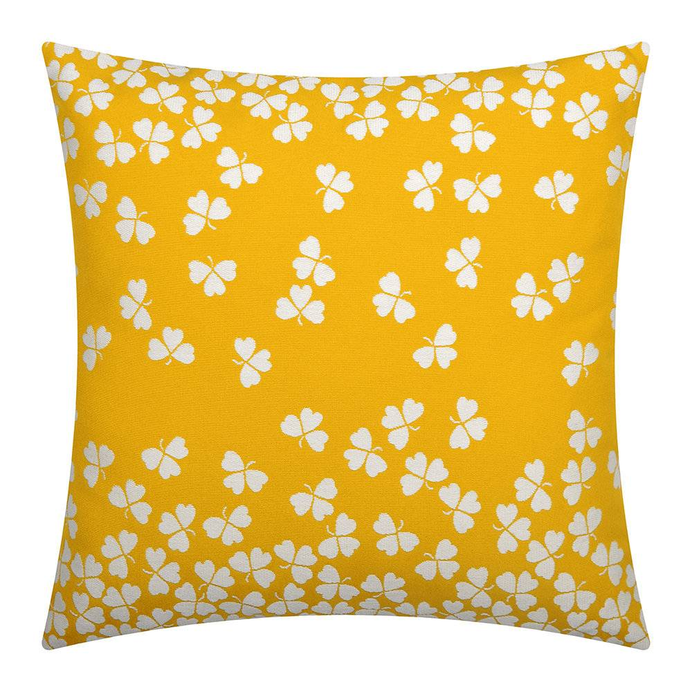 Fermob - Trefle Outdoor Pillow - 45x45cm - Honey