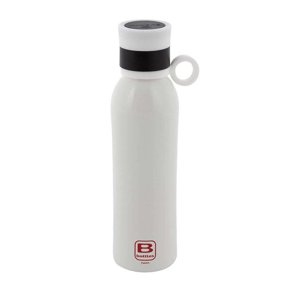 Casa Bugatti - White Bottle with Sport Lid Gift Set