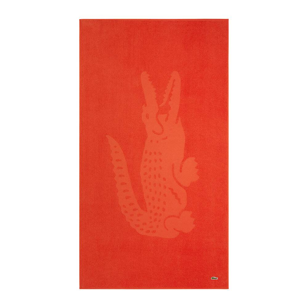 Lacoste - Sport Beach Towel - Red