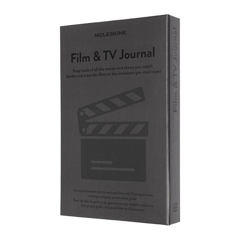 Moleskine - Passion Journal - Film & TV