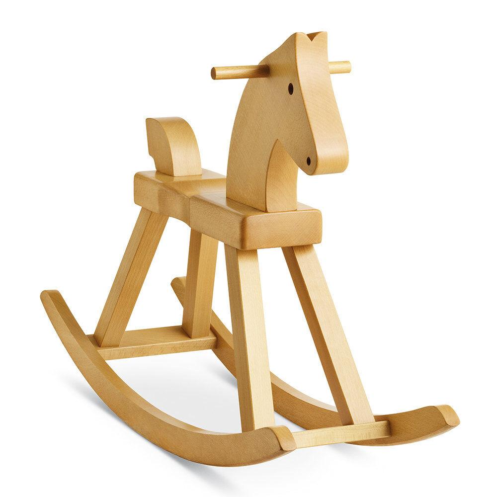 Kay Bojesen - Wooden Rocking Horse