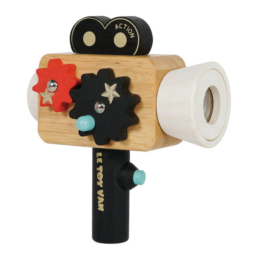 Le Toy Van - Kids Hollywood Film Camera