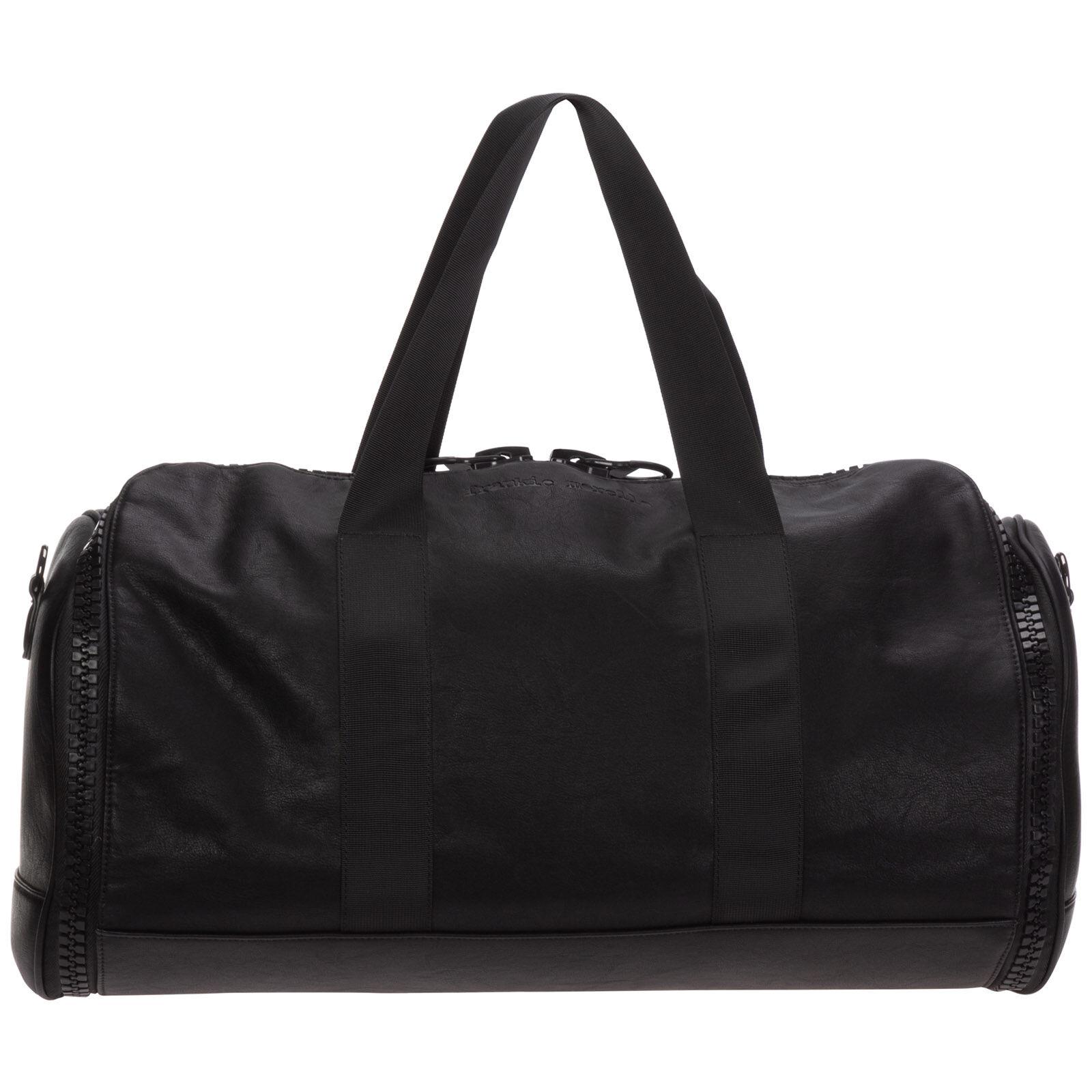 Frankie Morello Men's fitness gym sports bag  - Black