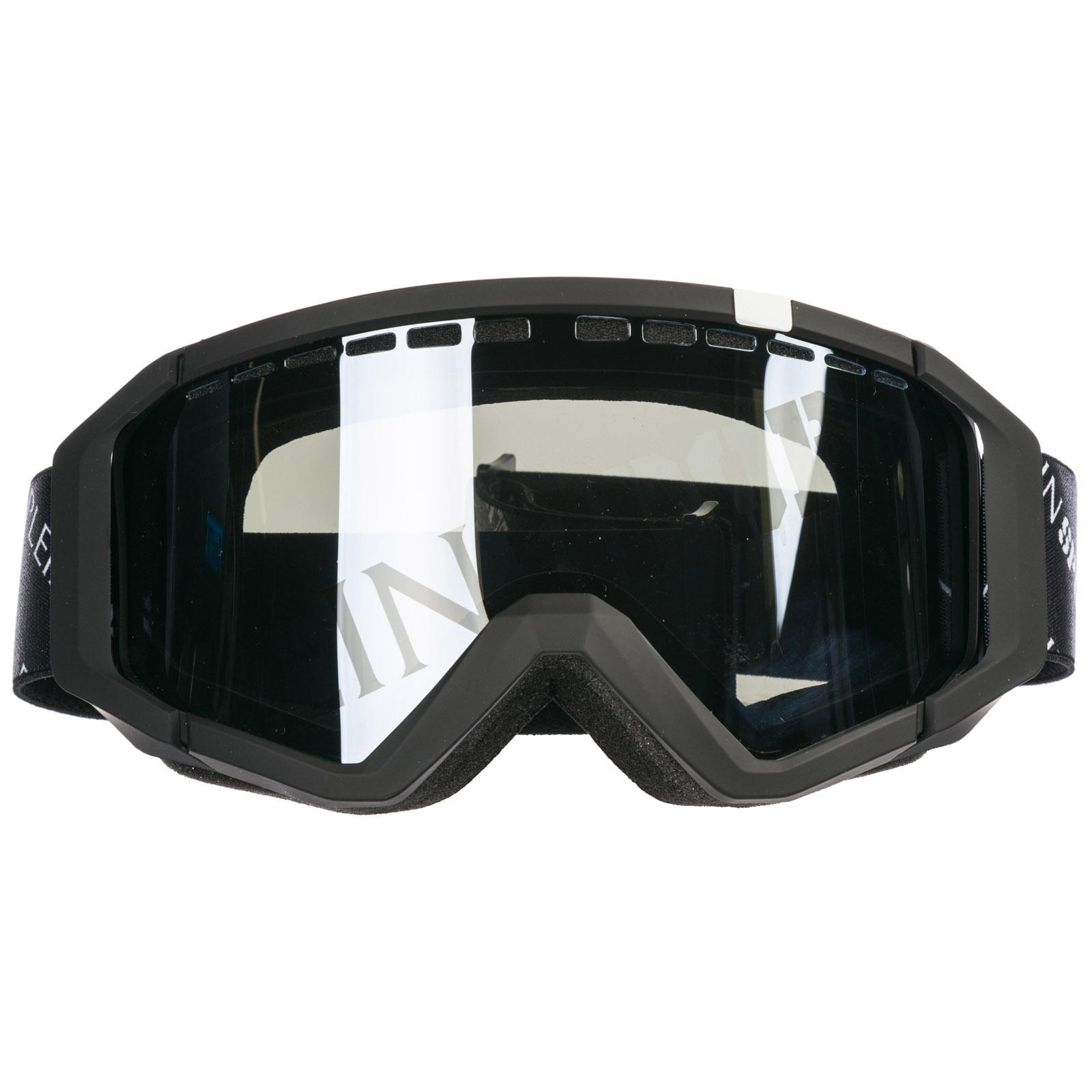 Plein Sport Men's snow/ski goggles  - Black