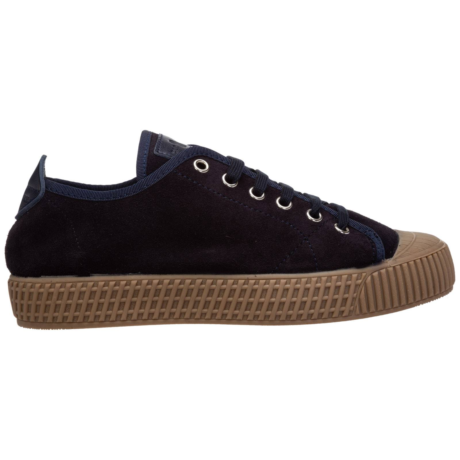 Car Shoe Women's shoes suede trainers sneakers  - Blue - Size: 37