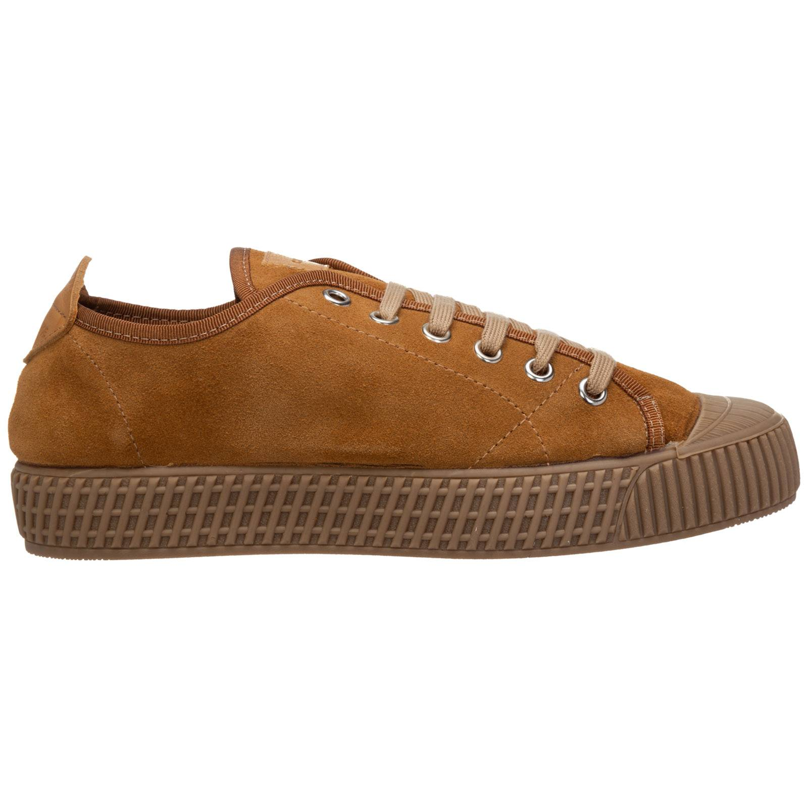 Car Shoe Women's shoes suede trainers sneakers  - Brown - Size: 39