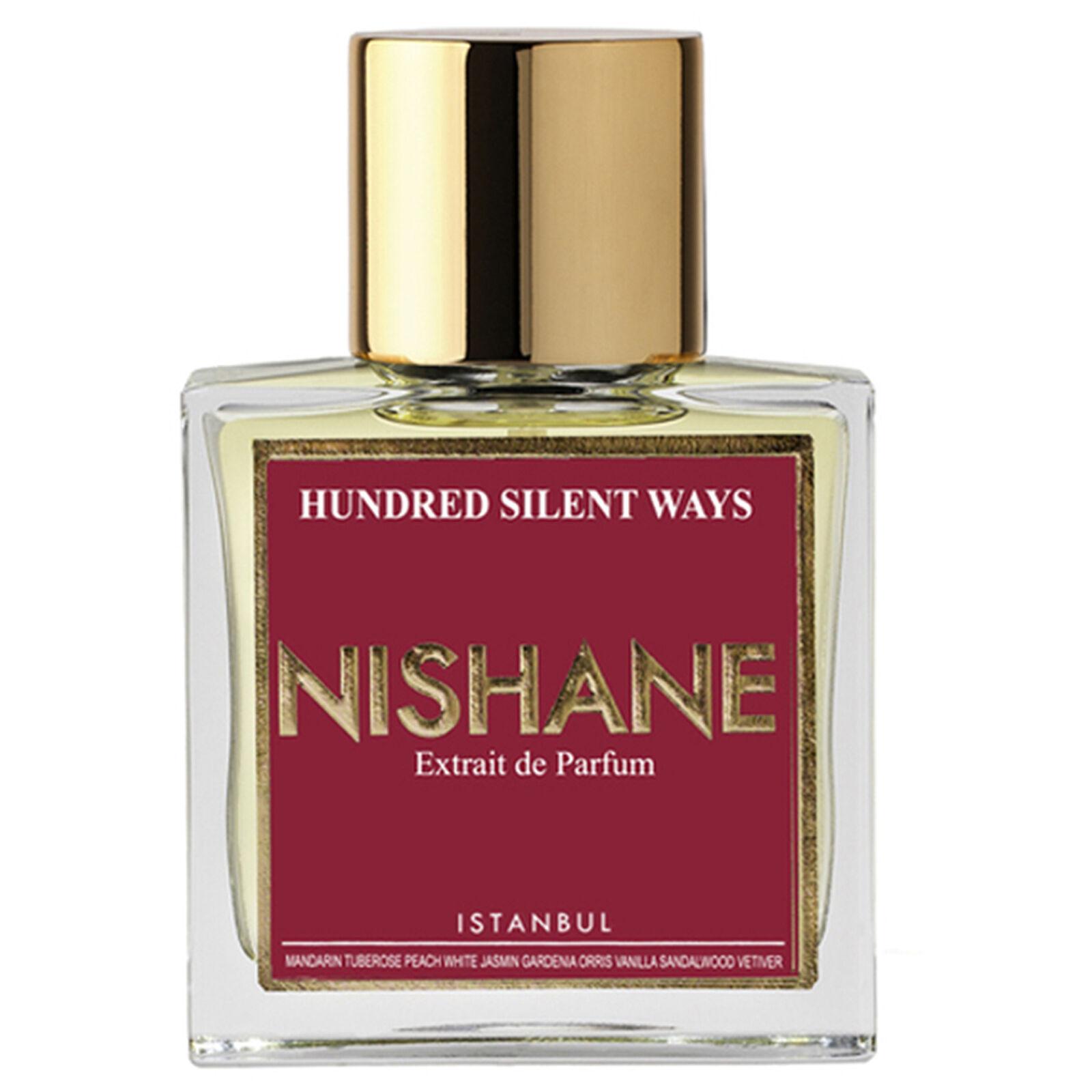 Nishane Istanbul Hundred silent ways extrait de parfum 50 ml  - White
