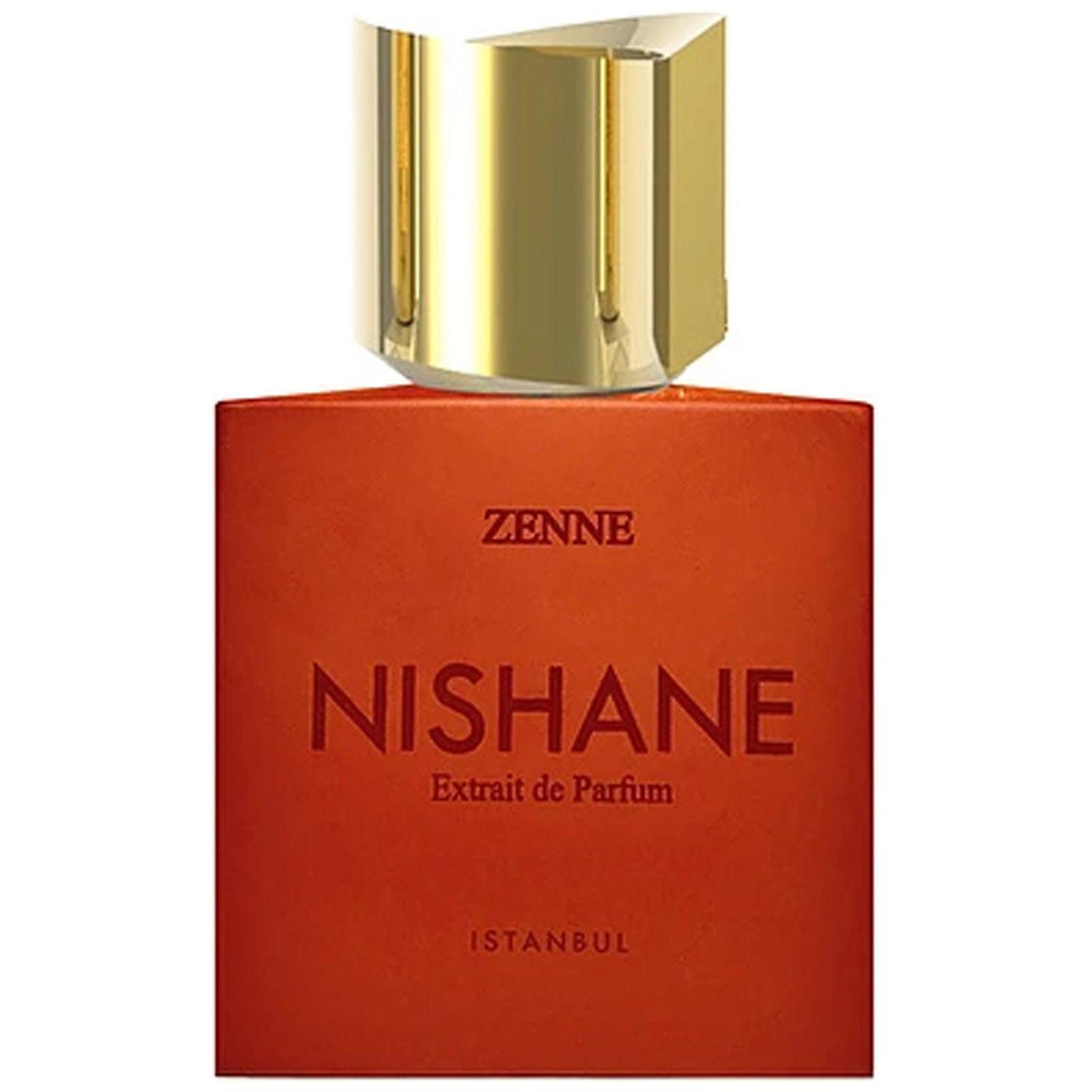 Nishane Istanbul Zenne extrait de parfum 55 ml  - White