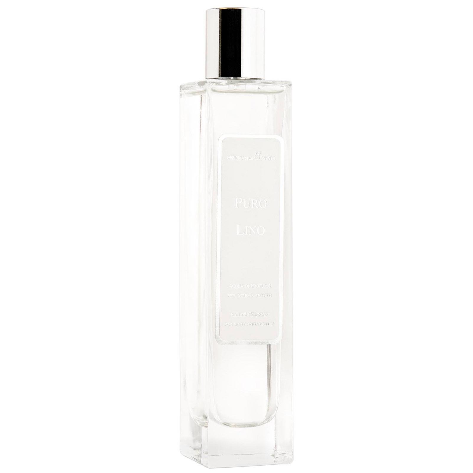 Officina Delle Essenze Puro lino perfume eau de cologne 100 ml  - White