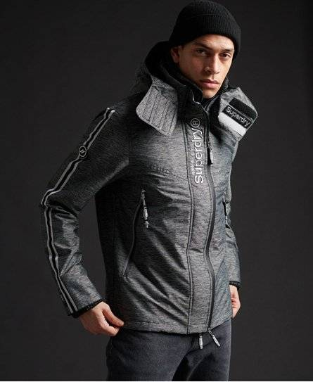 Superdry Limited Edition Hit Sport SD-Windcheater Jacket [male]  size: XXXL;  Black