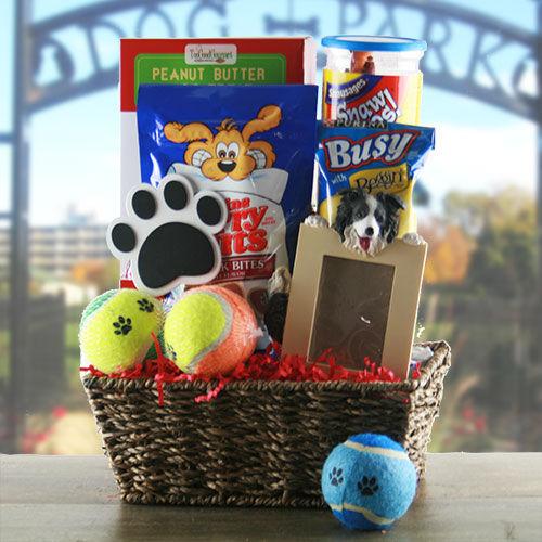 Design It Yourself Gift Baskets Bark Buster - Dog Gift Basket