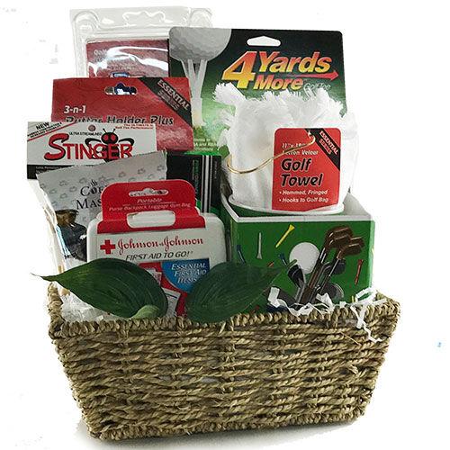Design It Yourself Gift Baskets Birdies - Golf Gift Basket