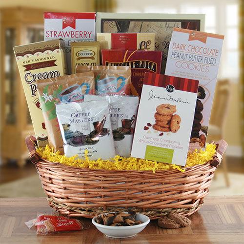 Design It Yourself Gift Baskets Renaissance - Gourmet Food Gift Basket