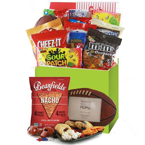 Design It Yourself Gift Baskets Football Fan - Sports Gift Basket