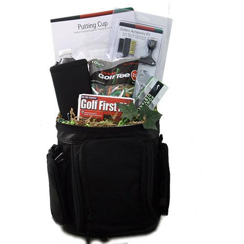 Design It Yourself Gift Baskets Golf is My Bag - Golf Gift Basket
