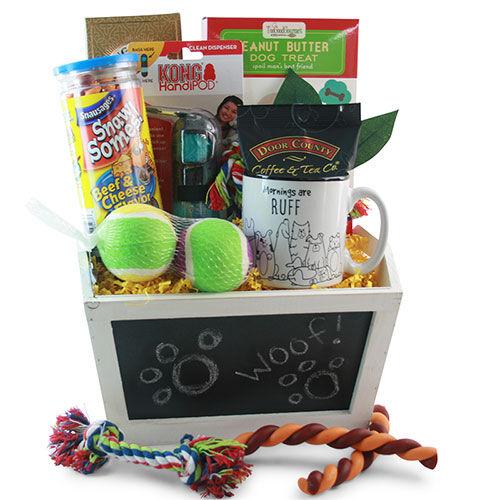 Design It Yourself Gift Baskets Pampered Pets - Dog Gift Basket