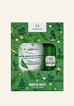 The Body Shop Drops Of Youth Little Gift Box