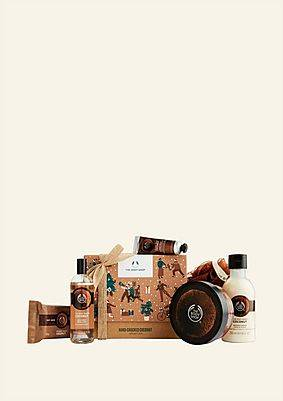 The Body Shop Hand-cracked Coconut Big Gift Box